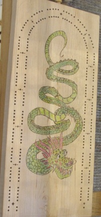 cribbage dragon_3546