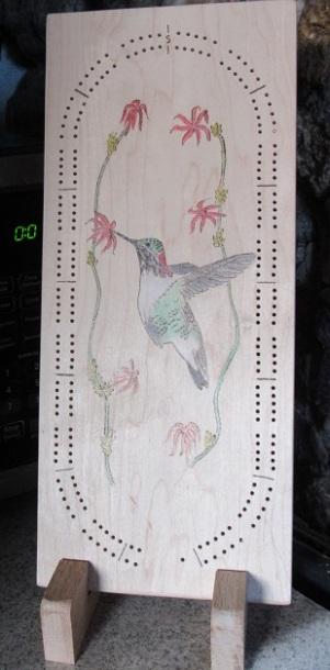 cribbage hummingbird_4222