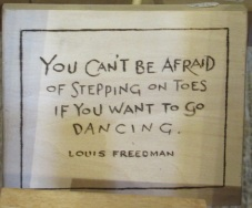 Louis Freedman quote_3499